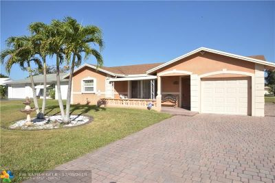 Tamarac Single Family Home For Sale: 8901 NW 70th St