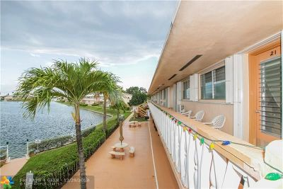 Hallandale Condo/Townhouse For Sale: 1000 SW 10th Ter #21P