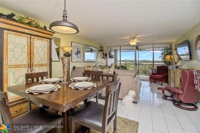 Pompano Beach FL Condo/Townhouse For Sale: $179,000