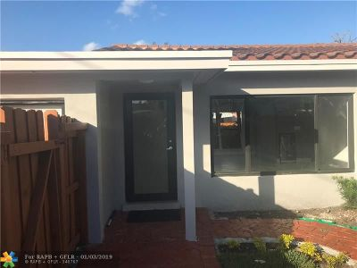 Fort Lauderdale Single Family Home For Sale: 1131 SE 9th Ave