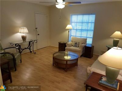 Fort Lauderdale Condo/Townhouse For Sale: 2191 NE 68th St #412
