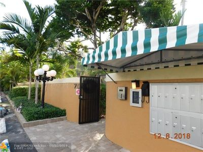 Fort Lauderdale FL Condo/Townhouse For Sale: $249,900