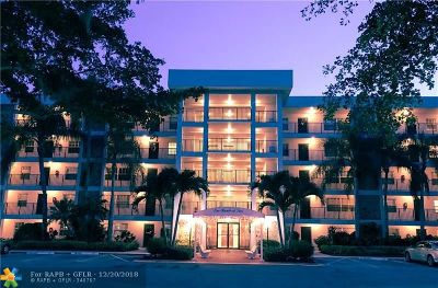 Pompano Beach Condo/Townhouse For Sale: 4030 W Palm Aire Dr #408