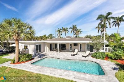 Pompano Beach FL Single Family Home For Sale: $949,900