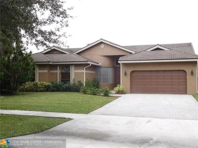 Cooper City Single Family Home For Sale: 3522 Amsterdam Ave