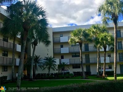 Deerfield Beach Condo/Townhouse For Sale: 2440 Deer Creek Country Club Blvd #106