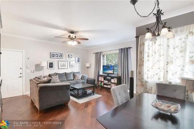 Fort Lauderdale Condo/Townhouse For Sale: 2015 SE 10th Ave #115