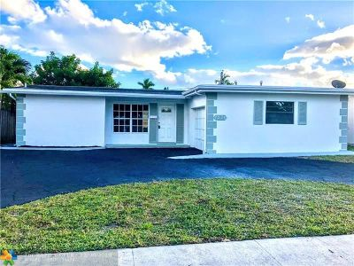 Sunrise FL Single Family Home For Sale: $269,900