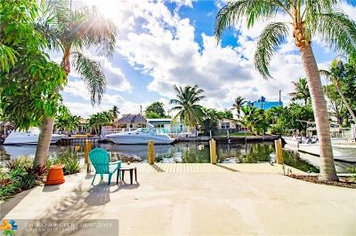 Pompano Beach FL Single Family Home For Sale: $724,900