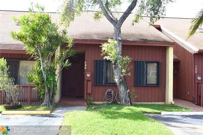 Dania Beach Condo/Townhouse For Sale: 435 SE 14th St #435