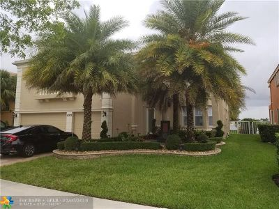 Miramar Single Family Home For Sale: 16939 SW 54th Ct