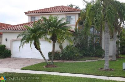Broward County, Collier County, Lee County, Palm Beach County Rental For Rent: 7588 Parkside Lane
