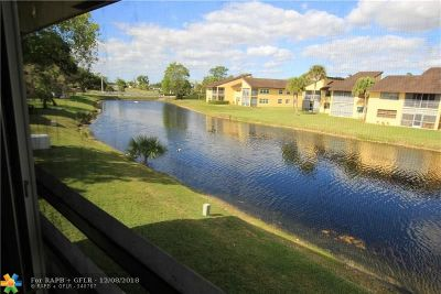Tamarac FL Condo/Townhouse For Sale: $169,900