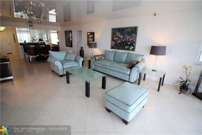 Pompano Beach Condo/Townhouse For Sale: 4015 W Palm Aire Dr #1003