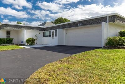 Tamarac Single Family Home For Sale: 6008 Umbrella Tree Ln
