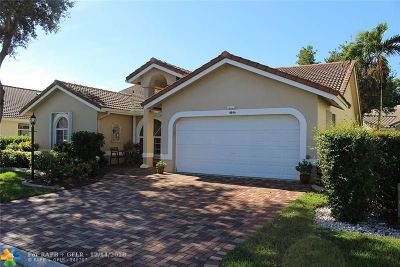 Coral Springs FL Single Family Home For Sale: $362,000