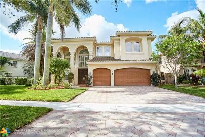 Boynton Beach Single Family Home For Sale: 11110 Misty Ridge Way