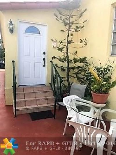 Miami Multi Family Home For Sale: 810 81st St