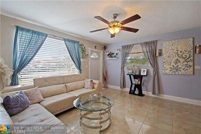 Hollywood Single Family Home For Sale: 6751 Atlanta St
