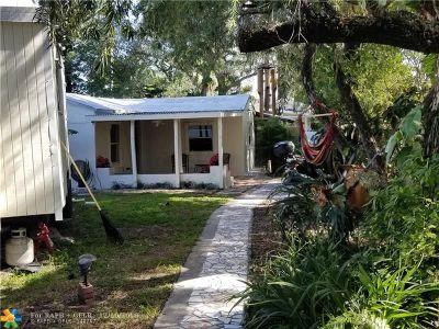 Miami FL Single Family Home For Sale: $268,900