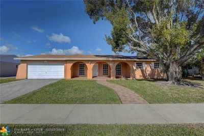 Miami Single Family Home For Sale: 14225 SW 75th Ter