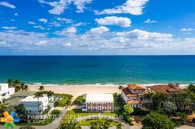 Lauderdale Beach Single Family Home For Sale: 2424 N Atlantic Blvd