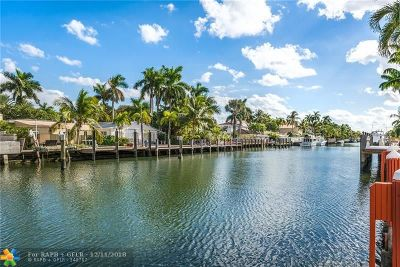 Fort Lauderdale Condo/Townhouse For Sale: 1770 E Las Olas Blvd #207