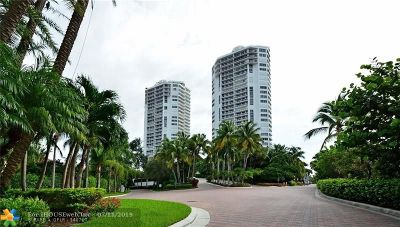 Aventura Condo/Townhouse For Sale: 3801 NE 207th St #1903
