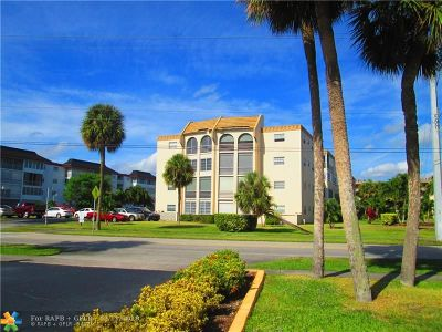 Lauderdale Lakes Condo/Townhouse For Sale: 4281 NW 41st St #415