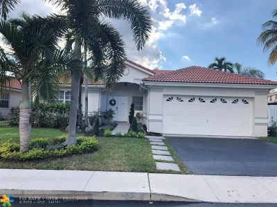 Sunrise Single Family Home For Sale: 1484 NW 129th Way
