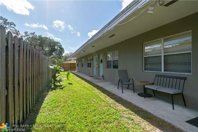 Fort Lauderdale FL Multi Family Home For Sale: $550,000