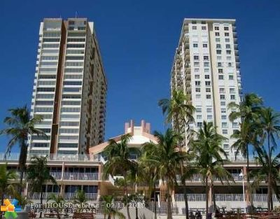 Pompano Beach Condo/Townhouse For Sale: 101 Briny Ave #2109