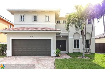 Miami Single Family Home For Sale: 15736 SW 145th Ter
