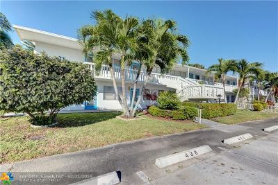 Deerfield Beach Condo/Townhouse For Sale: 486 Durham Q #486