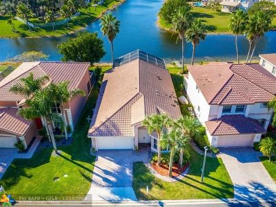 Coral Springs FL Single Family Home For Sale: $458,000