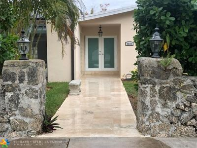 Pinecrest Single Family Home For Sale: 7821 SW 136th St