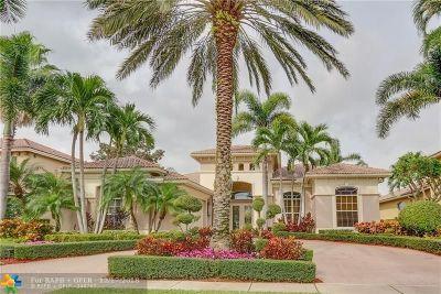 Delray Beach Single Family Home For Sale: 16257 E Mira Vista Ln