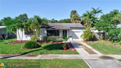 Fort Lauderdale Single Family Home For Sale: 1447 SW 16th Ter