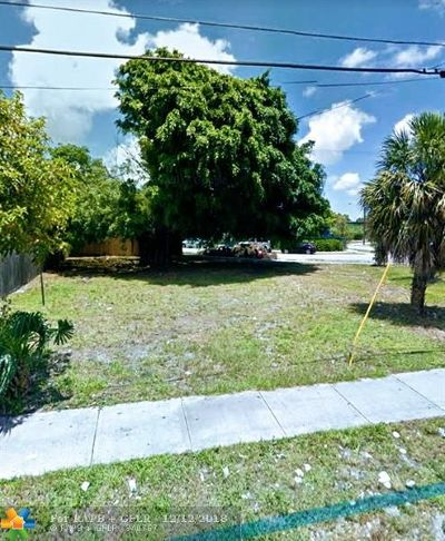 Fort Lauderdale Residential Lots & Land For Sale: 805 NW 22nd Rd