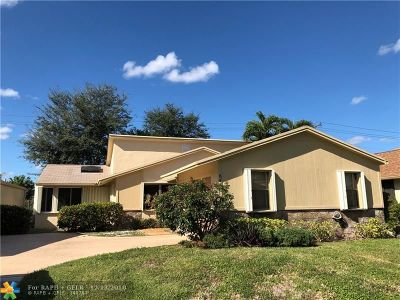 Delray Beach Single Family Home For Sale: 840 NW 32nd Ave