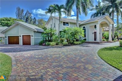 Parkland Single Family Home For Sale: 6234 NW 75th Way