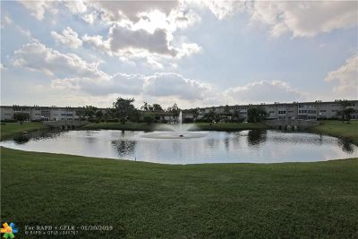 Lauderdale Lakes FL Condo/Townhouse For Sale: $79,900