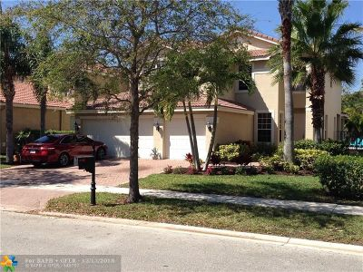 Delray Beach Single Family Home For Sale: 9878 Savona Winds Dr
