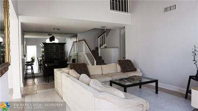 Aventura Condo/Townhouse For Sale: 21204 Harbor Way #128-12