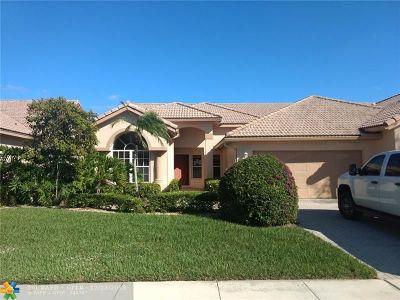 Boynton Beach FL Condo/Townhouse For Sale: $155,000