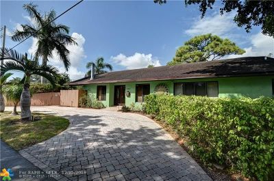 Broward County, Collier County, Lee County, Palm Beach County Rental For Rent: 3801 NE 15th Ave