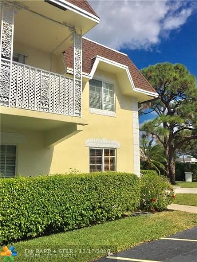 Deerfield Beach FL Condo/Townhouse For Sale: $129,000