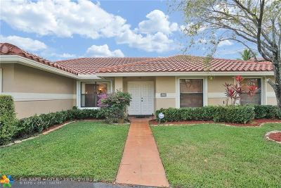 Coral Springs Single Family Home For Sale: 248 NW 118th Ter