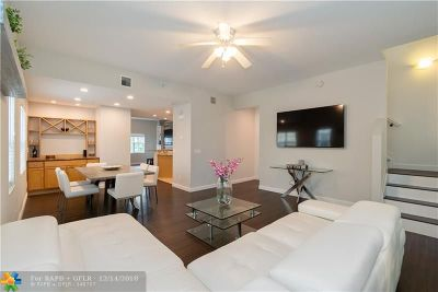 Pompano Beach Condo/Townhouse For Sale: 712 SW 1st Ave