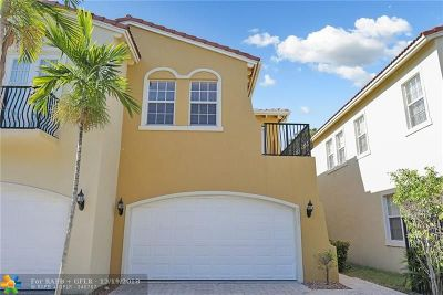 Fort Lauderdale Condo/Townhouse For Sale: 2305 SW 18th Ave #2305